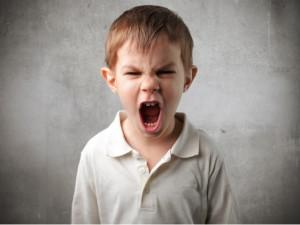 crisi di rabbia