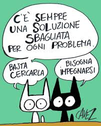 Massimo Cavezzali, incongruenze